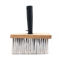 Четка MTX 170x70мм, изкуствен косъм, дървен корпус, пластмасова дръжка