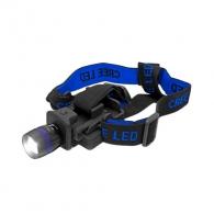 Фенер светодиоден ERBA LED-CREE-R3, 3 x 1.5V, тип AAA, LED, за глава