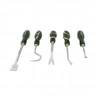 Инструмент за премахване на щипки FORCE 5части, двуцветни-двукомпонентни дръжки