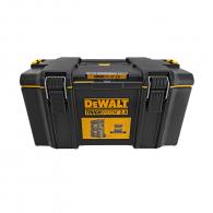 Куфар за инструменти DEWALT DS300, с една тава, полипропилен, черен, IP65