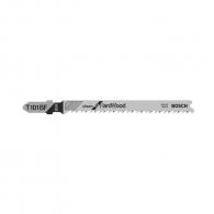 Нож за прободен трион BOSCH T101BF 2.7х100/75мм, за дървесина, BiM, Т-захват