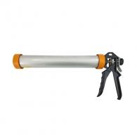 Пистолет за силикон TOPSTRONG 375мм, алуминиев корпус, с метални пръстени
