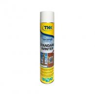 Полиуретанова пяна TKK Tekapur Standard Winter, 750мл, ръчна, зимна (от -10°C до +35°C)