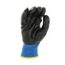 Ръкавици B HOLD GNK + NP XEMA, противосрезни от полиестер,топени в нитрил,ластичен маншет  - small, 126404