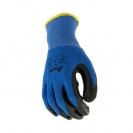 Ръкавици B HOLD GNK + NP XEMA, противосрезни от полиестер,топени в нитрил,ластичен маншет  - small, 126405