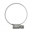 Скоба за маркуч FRIULSIDER 38015 100-120мм, метална, 10бр. в кутия - small, 139343