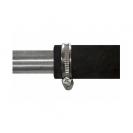 Скоба за маркуч FRIULSIDER 38015 100-120мм, метална, 10бр. в кутия - small, 139344