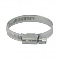 Скоба за маркуч FRIULSIDER 38015 100-120мм, метална, 10бр. в кутия