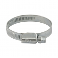 Скоба за маркуч FRIULSIDER 38015 70-90мм, метална, 25бр. в кутия