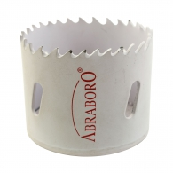 Боркорона ABRABORO 25мм, за дърво и цветни метали, HSS-Co 8%, Bi-Metal