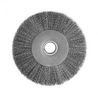 Четка дискова за шмиргел ф200х30мм, стоманена тел