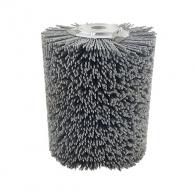 Четка найлонова MAKITA ф100x120х12.7мм P60, за структуриране на дърво, стомана и алуминий, 9741