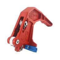 Дръжка MONTOLIT 505, за шина 7мм, Р/P2/P3 модели от 2011г., червена
