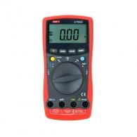 Мултиметър дигитален UNI-T UT60G, V/AC: 0.6-1000V ±1.0-2.0%, V/DC: 0.6-1000V ±0.5-3.0%