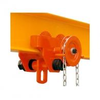 Плъзгач релсов HU-LIFT HGT10 1t, 3м - верига