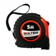 Ролетка BOLTER 5m x 25mm, гумирана, пласмасов корпус