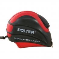 Ролетка пласмасов корпус BOLTER Self Lock 5м х 25мм, с автоматичен стоп