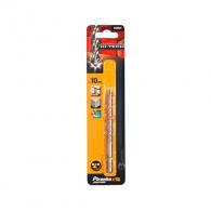 Свредло BLACK&DECKER HI-TECH 10.0x120/80мм, за керамика, HM, цилиндрична опашка