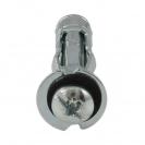 Анкер за кухини KEW MHD 4х12, с винт, 100бр. в кутия - small, 136670