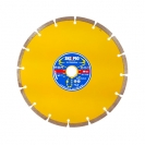 Диск диамантен SWATYCOMET ECONOM SEGMENT 230х2.2х22.23мм, за бетон и керемиди, сухо рязане  - small