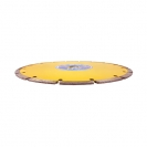 Диск диамантен SWATYCOMET ECONOM SEGMENT 230х2.2х22.23мм, за бетон и керемиди, сухо рязане  - small, 29282
