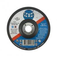 Диск карбофлексов SWATYCOMET FLEXCO 150х6.5х22.23мм, за шлайфане на метал