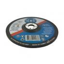 Диск карбофлексов SWATYCOMET FLEXCO 178х6.5х22.23мм, за шлайфане на метал - small, 25140