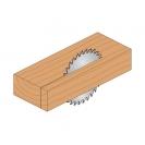 Диск с твърдосплавни пластини CMT 140/2.4/20 Z=20, за рязане на мека и твърда дървесина, шперплат - small, 87889