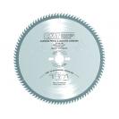 Диск с твърдосплавни пластини CMT 260/2.8/30 Z=80, за рязане на алуминий, месинг, медни сплави, пластмаса, меламин и др. - small