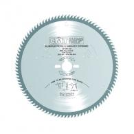 Диск с твърдосплавни пластини CMT 260/2.8/30 Z=80, за рязане на алуминий, месинг, медни сплави, пластмаса, меламин и др.