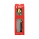 Горелка за пропан-бутан PROVIDUS AX086, с три дюзи ф22/30/45мм, дължина 35см - small, 147069