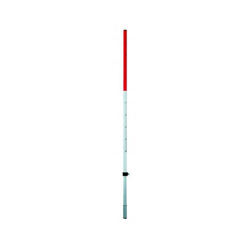 Нивелирна рейка LASERLINER 240cм, червена