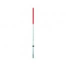 Нивелирна рейка LASERLINER 240cм, червена - small