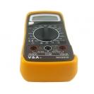 Мултиметър дигитален V&A MAS830, V/AC: 200-600V ±1,2%, V/DC: 0,2-200V ±0,5% - small, 32900