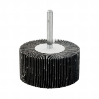Накрайник ламелен SWATYCOMET 25х20х3мм P120, за неръждаема стомана, сплави, цветни метали, черна стомана