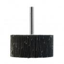 Накрайник ламелен SWATYCOMET 25х20х3мм P120, за неръждаема стомана, сплави, цветни метали, черна стомана - small, 100799