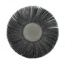Накрайник ламелен SWATYCOMET 25х20х3мм P120, за неръждаема стомана, сплави, цветни метали, черна стомана - small, 100800