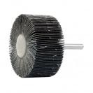 Накрайник ламелен SWATYCOMET 25х20х3мм P120, за неръждаема стомана, сплави, цветни метали, черна стомана - small, 100801