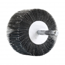Накрайник ламелен SWATYCOMET 25х20х3мм P60, за неръждаема стомана, сплави, цветни метали, черна стомана - small, 100812