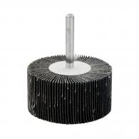 Накрайник ламелен SWATYCOMET 25х20х3мм P80, за неръждаема стомана, сплави, цветни метали, черна стомана