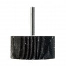 Накрайник ламелен SWATYCOMET 25х20х3мм P80, за неръждаема стомана, сплави, цветни метали, черна стомана - small, 100804