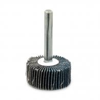 Накрайник ламелен SWATYCOMET 30х15х6мм P120, за неръждаема стомана, сплави, цветни метали, черна стомана