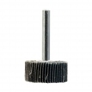 Накрайник ламелен SWATYCOMET 30х15х6мм P120, за неръждаема стомана, сплави, цветни метали, черна стомана - small, 100779