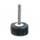 Накрайник ламелен SWATYCOMET 30х15х6мм P80, за неръждаема стомана, сплави, цветни метали, черна стомана - small