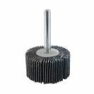 Накрайник ламелен SWATYCOMET 40х20х6мм P80, за неръждаема стомана, сплави, цветни метали, черна стомана - small