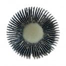 Накрайник ламелен SWATYCOMET 40х20х6мм P40, за неръждаема стомана, сплави, цветни метали, черна стомана - small, 96196