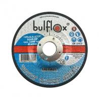 Диск карбофлексов BULFLEX 125x6.0x22.23мм, за шлайфане на метал