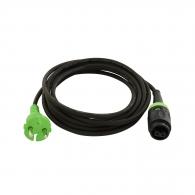 Кабел FESTOOL plug it с муфа, HO5RN-F, 2x1мм.кв, 4м