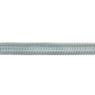 Шпилка DIN975 M12x1000mm, кл.4.6, Zn, 20бр. в пакет