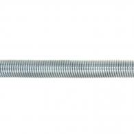 Шпилка DIN975 M27x1000mm, кл.4.6, Zn, 3бр. в пакет